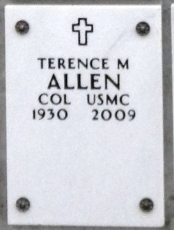Col Terence M. Allen