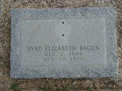 Elizabeth Rivers Byrd Bacon