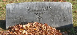 Wilma Leibrock <i>Williams</i> Davies