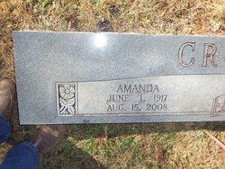 Amanda <i>McKiddy</i> Croley