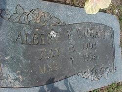 Albert F Choate