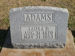 Laura D. Adams