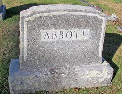 Mary P <i>Goodwin</i> Abbott