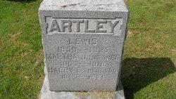 Martha Jane <i>Weaver</i> Artley