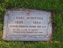 Joseph Earl McIntyre