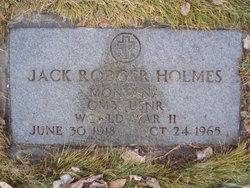 John Roger Jack Holmes