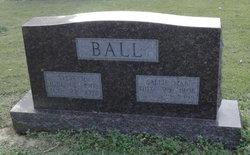 Sallie Mae <i>Felts</i> Ball