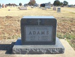 Sue Maxine Adams
