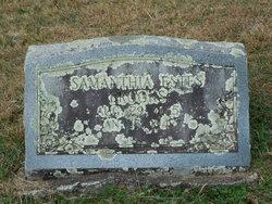 Samantha Elizabeth <i>Estes</i> Brooks