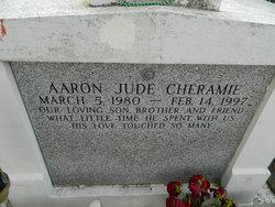 Aaron Jude Cheramie