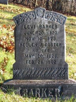Hellen J. <i>Foster</i> Barker