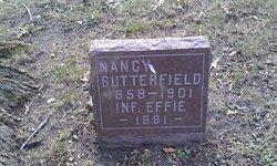 Nancy <i>McDonald</i> Butterfield
