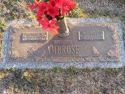 Aubrey W. Ambrose