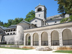 The Monastery of Saint Peter of Cetinje