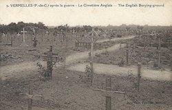 Vermelles British Cemetery