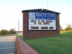 Broxton Church of God Cemetery