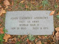John Caswell Andrews