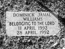 Dominick Jamal Williams