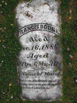 Francis Dodge