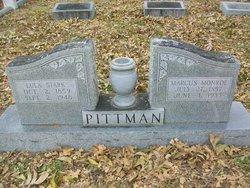 Lucretia Elizabeth Lula <i>Stark</i> Pittman