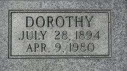 Dorothy Elizabeth <i>Phillips</i> Holley