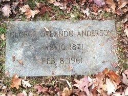 George Orlando Anderson