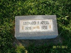 Leonard F. Appel