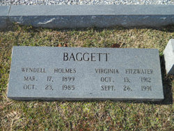 Virginia <i>Fitzwater</i> Baggett