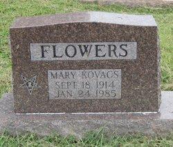 Mary <i>Kovacs</i> Flowers