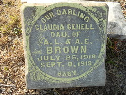 Claudia Genell Brown