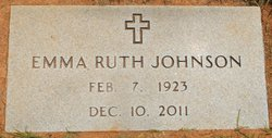 Emma Ruth Johnson