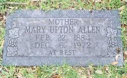 Mary Upton Allen