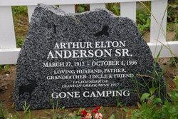 Arthur Elton Anderson, Sr