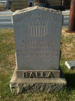 Alvin Balla