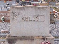 J P Ables