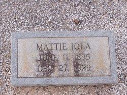 Mattie Iola Ables