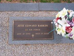 Jesse Edward Barker