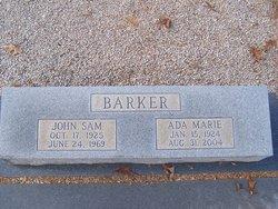 Ada Marie Barker