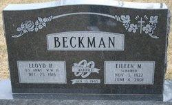 Eileen Mae <i>Schairer</i> Beckman