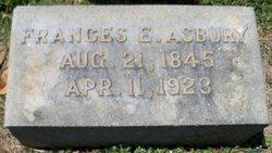 Dr Francis Emory Asbury