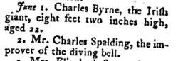 Charles Spalding