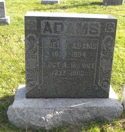 Lucy A. <i>Watson</i> Adams