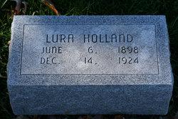 Lura <i>Anderson</i> Holland