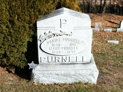 Mary <i>Carnish</i> Purnell