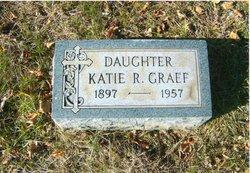 Katie R Graef