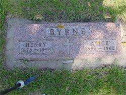 Alice Emma <i>Terwilliger</i> Byrne