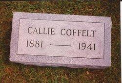 Sarah Calperna Callie <i>Sampson</i> Coffelt