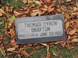 Thomas Byron Brayton