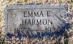 Emma E. <i>Kidwiler</i> Harmon