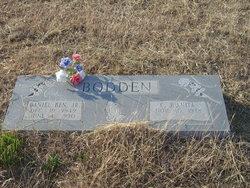 Daniel Ben Bodden, Jr
